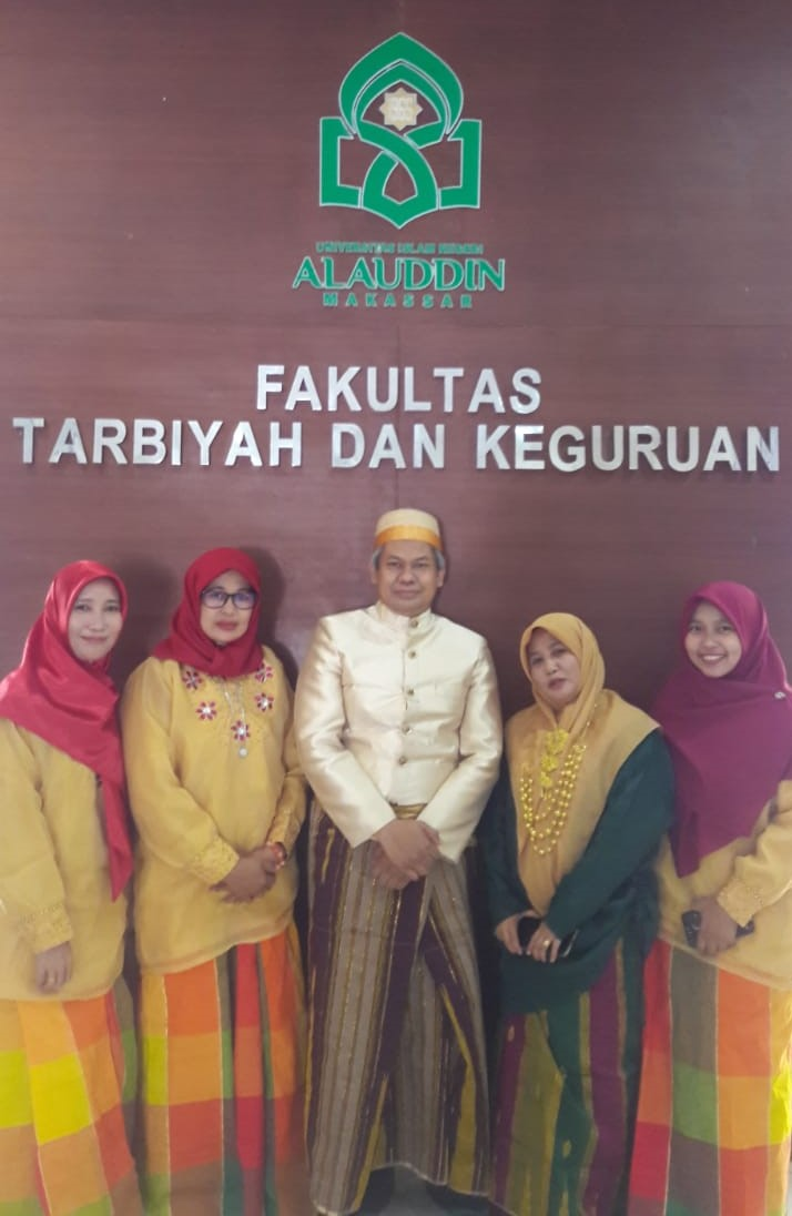 DIes Natalis Universitas Islam Negeri Alauddin Makassar ke 55